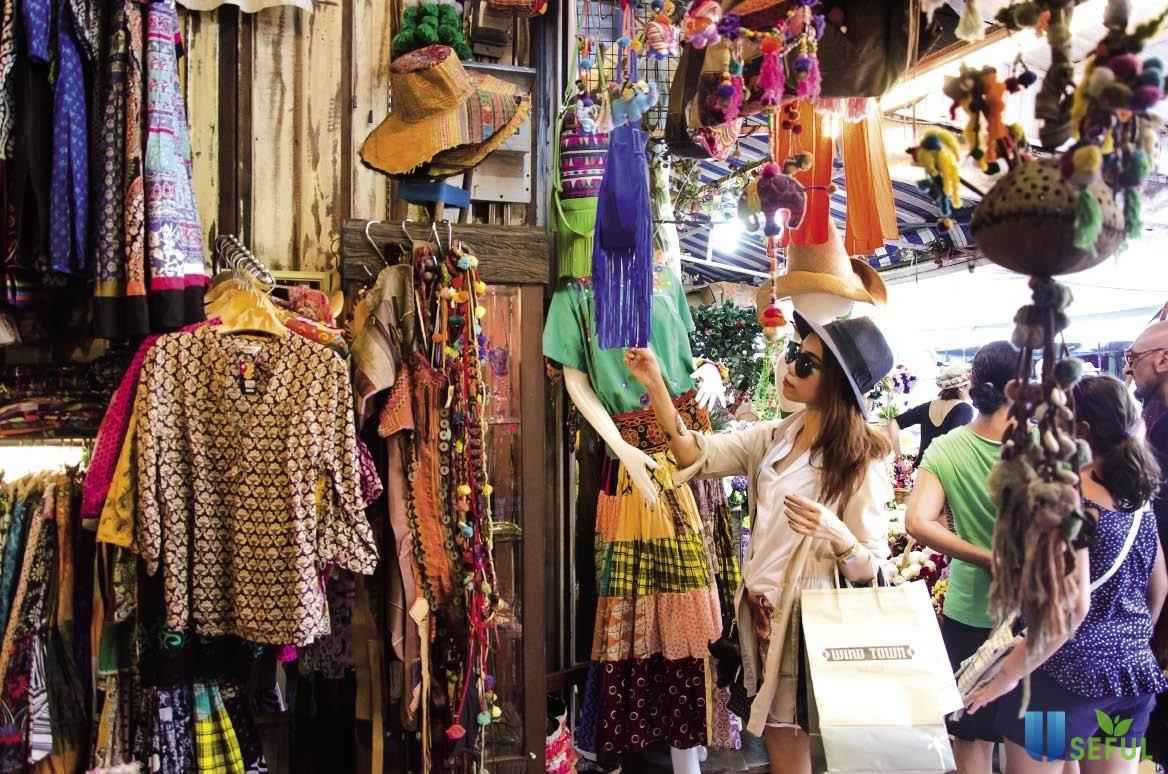 Bạn có thể đến Thái Lan kết hợp đánh hàng về buôn vào thời điểm hè