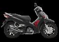 Honda Future màu đen đỏ 2019.