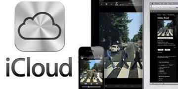 iCloud là dịch vụ quan trọng của iPhone