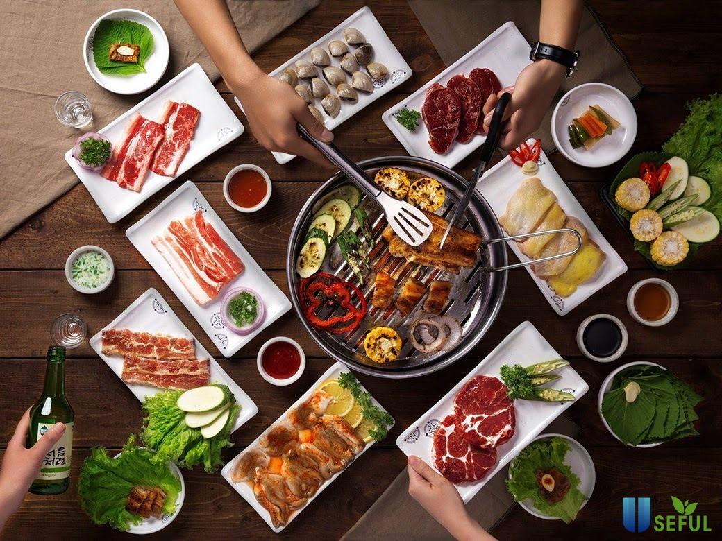 19 quán buffet lẩu nướng Hà Nội có nước chấm ngon thơm giá từ 150k -  Useful.vn Useful.vn