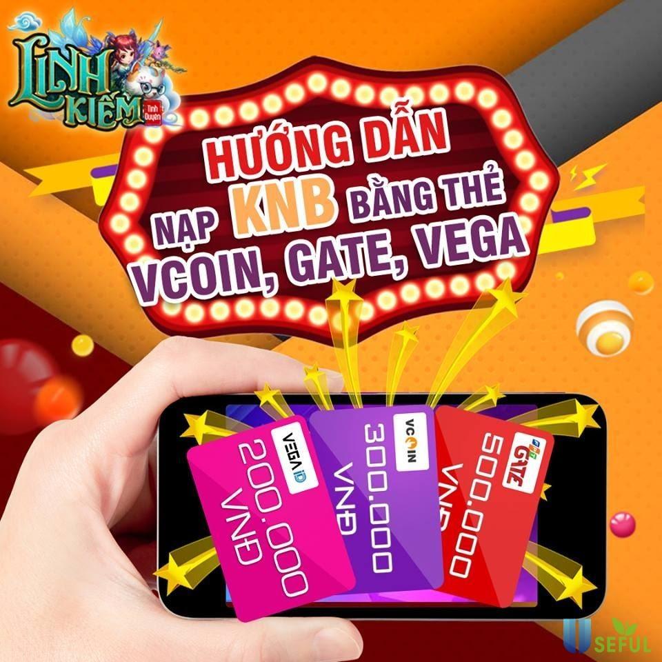 Mua thẻ Gate chơi game hay chỉ với việc soạn SMS nhanh, tiện
