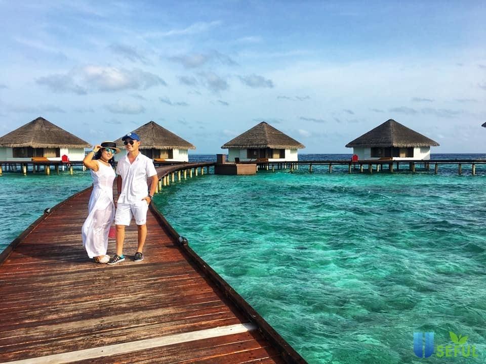 Nhiều người chưa biết rõ thiên đường du lịch Maldives ở đâu