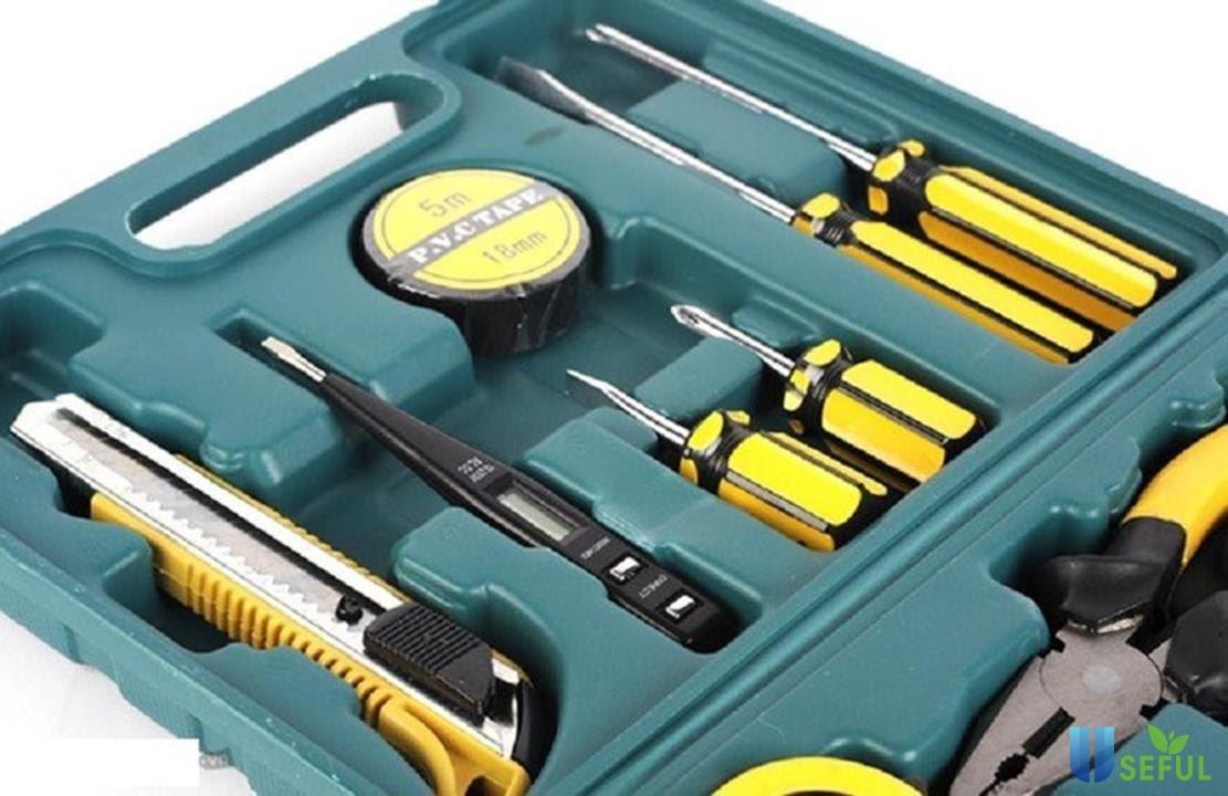 Bộ dụng cụ sửa chữa đa năng 11 món Riotinto