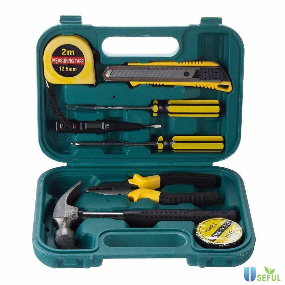 Bộ dụng cụ 9 món IN.35-003