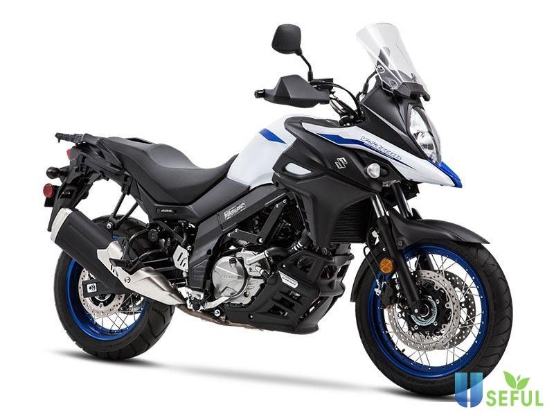 Hình ảnh xe moto phân khối lớn Suzuki