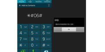 Kiểm tra điện thoại samsung
